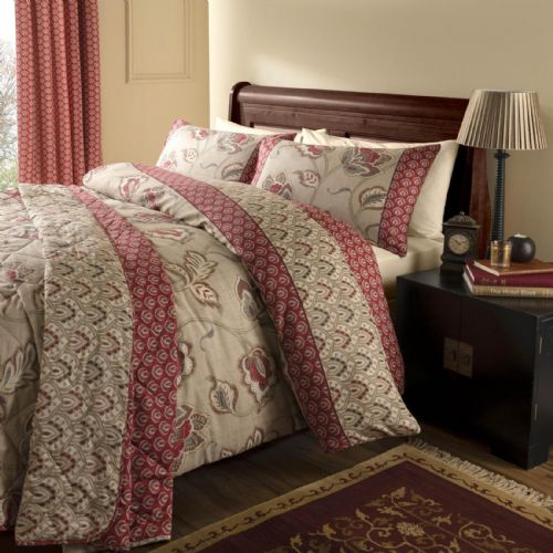 Catherine Lansfield Kashmir Multi  Bedding Set